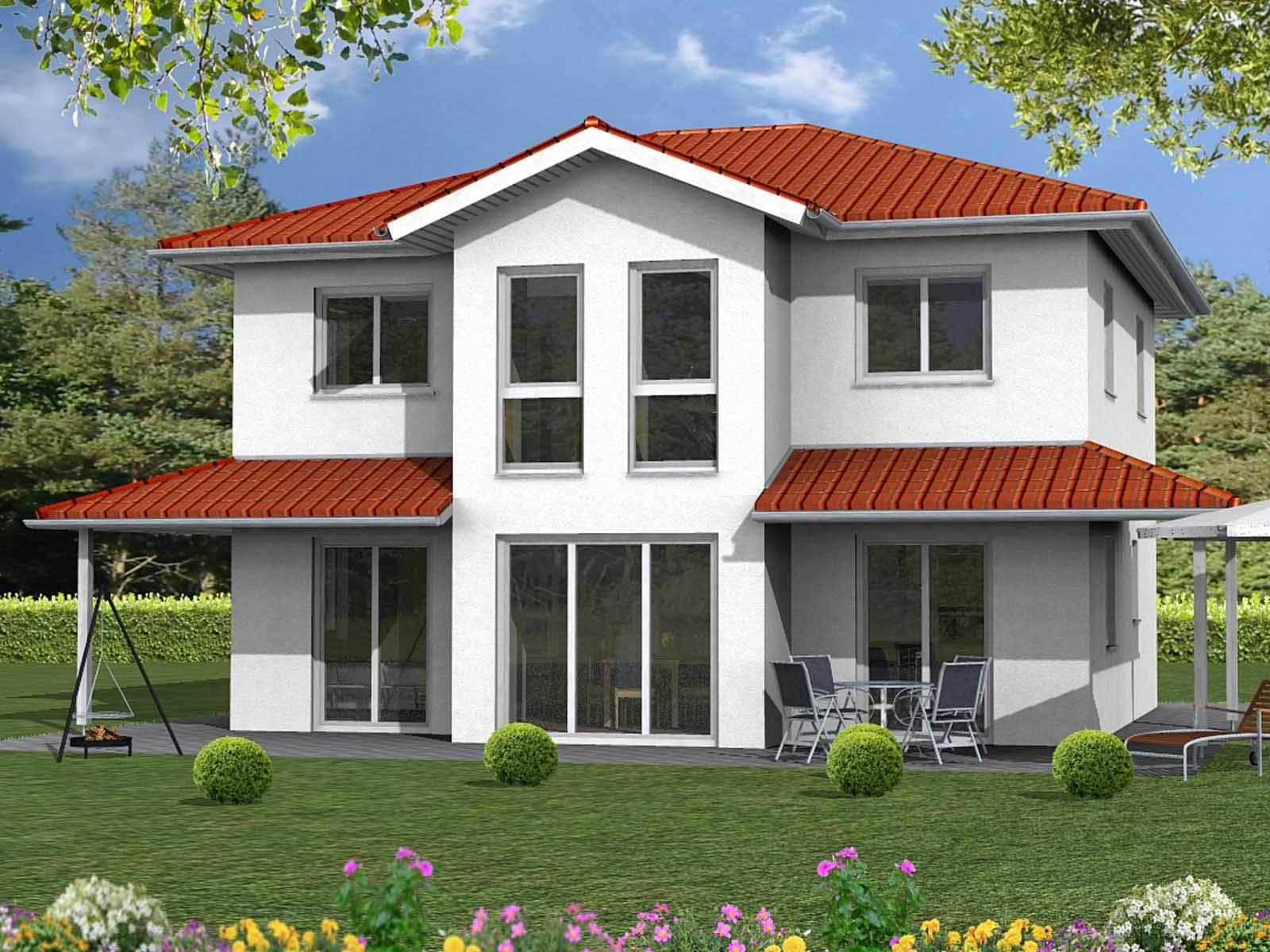 sonnenhaus mediterran dominic lang hauskonzepte. Black Bedroom Furniture Sets. Home Design Ideas