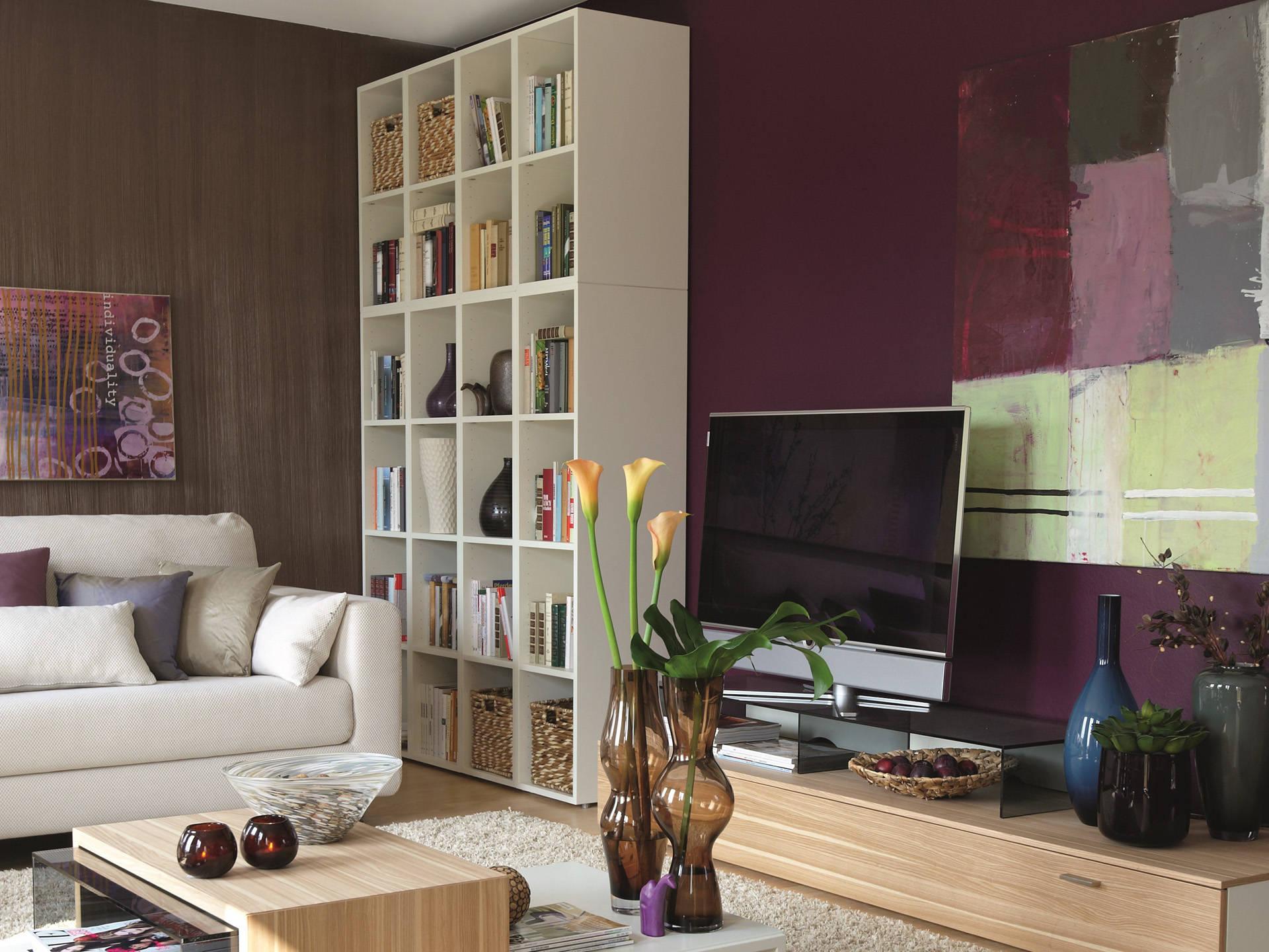 Haus Maxime 360 Ansicht Wohnzimmer von Viebrockhaus