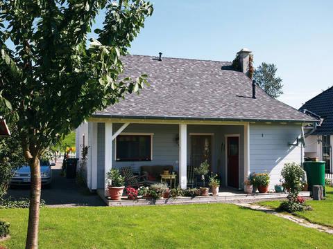Haus Singleglück von Fullwood Wohnblockhaus