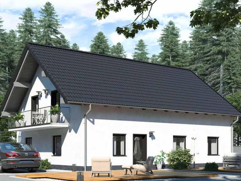 Zweifamilienhaus BS 181 - B&S Selbstbausysteme