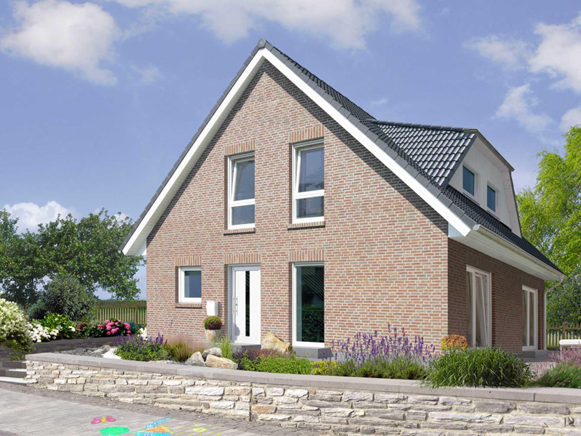 Einfamilienhaus life 4 allkauf haus for Muster einfamilienhaus