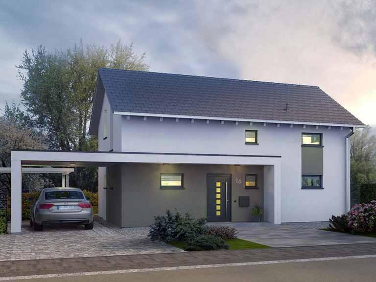 Einfamilienhaus Life 16 - allkauf haus
