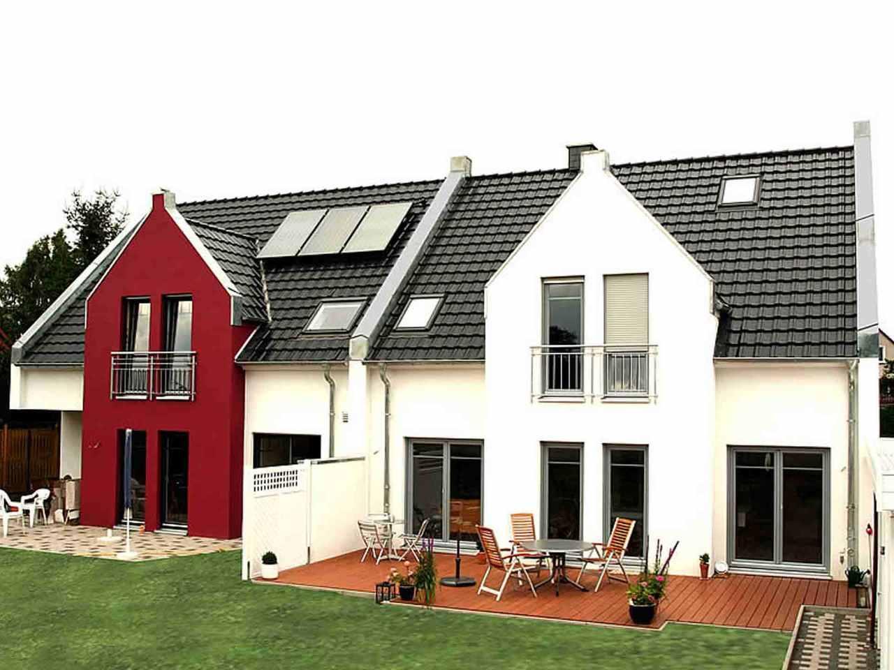 Doppel-Landhaus 132/134 DH - NURDA-Hausbau