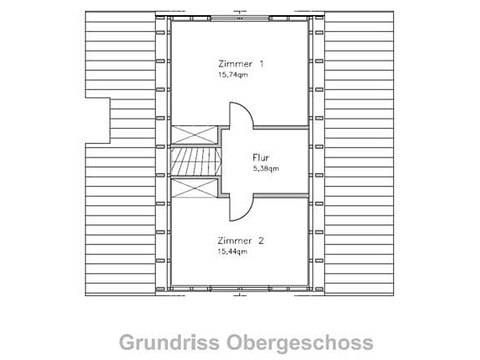 Nurdach AB-3 Obergeschoss