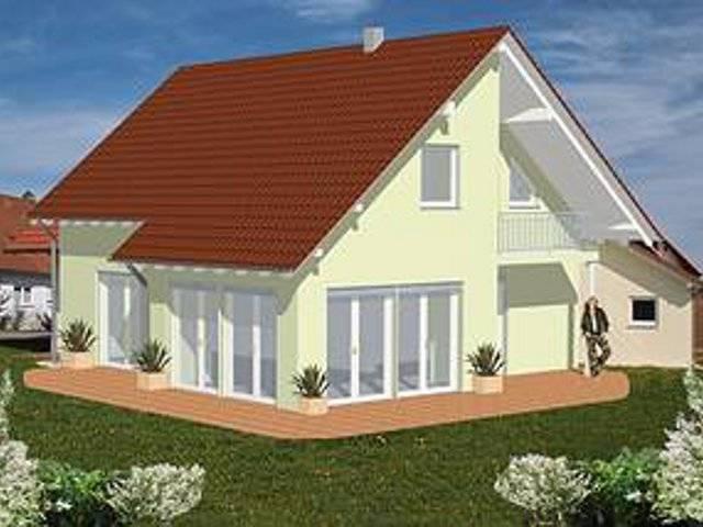 Trendhaus Ökovital 6 Hausansicht 1