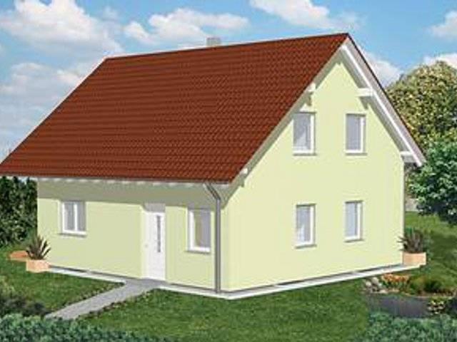 Trendhaus Ökovital 6 Hausansicht 2