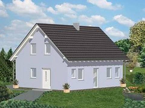 Trendhaus Ökovital 8 Hausansicht 2