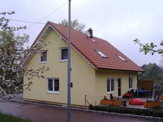 Trendhaus Ökovital 10 Hausansicht 1
