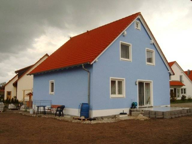 Trendhaus Ökovital 10 Hausansicht 2