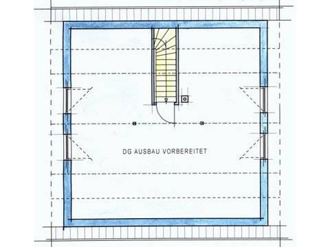 Trendhaus Ökovital 10 Grundriss Dachgeschoss