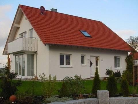 Trendhaus Ökovital 20 Hausansicht 2