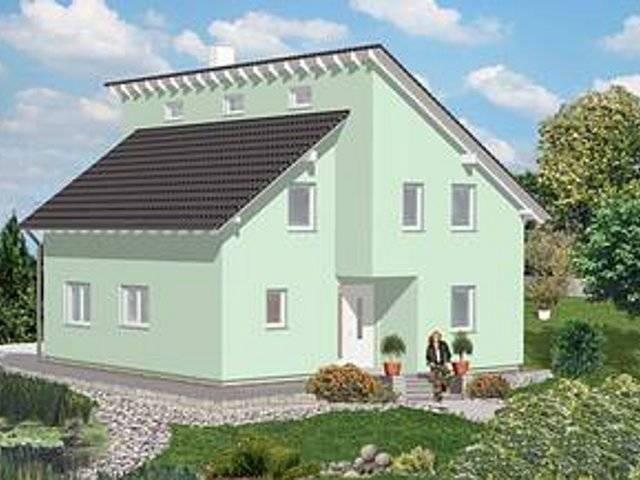Trendhaus Ökovital 39 Hausansicht 2