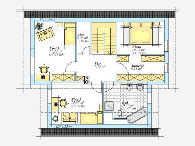 trendhaus kovital 39 bauco massivhaus. Black Bedroom Furniture Sets. Home Design Ideas