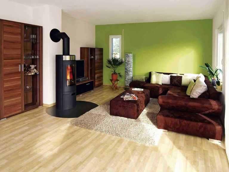 Haus Balance 100 - WeberHaus Wohnzimmer