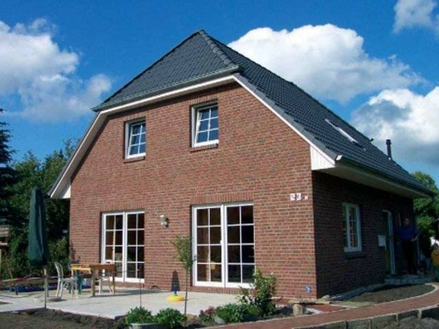 Einfamilienhaus Village Hausansicht