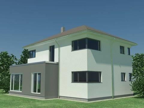 Einfamilienhaus Stimmo City 137 Hausansicht 3