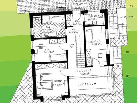 Einfamilienhaus Stimmo Proma III Grundriss Untergeschoss