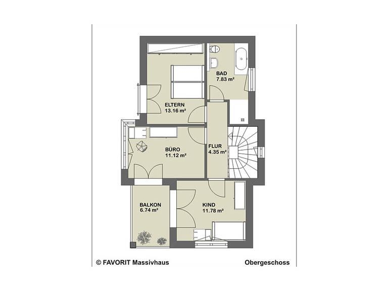 conceptDESIGN 2.01 Grundriss Erdgeschoss