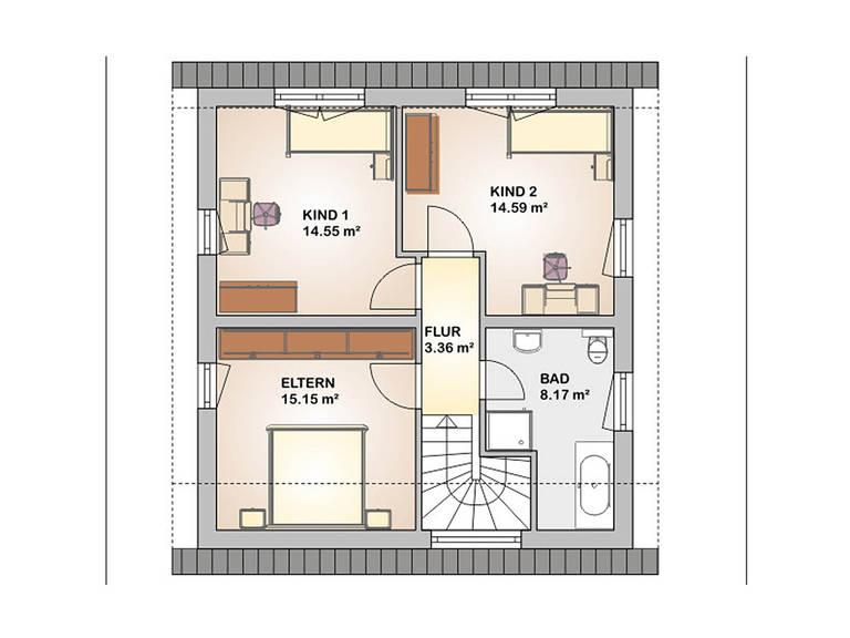 conceptDESIGN 2.0 Grundriss Erdgeschoss