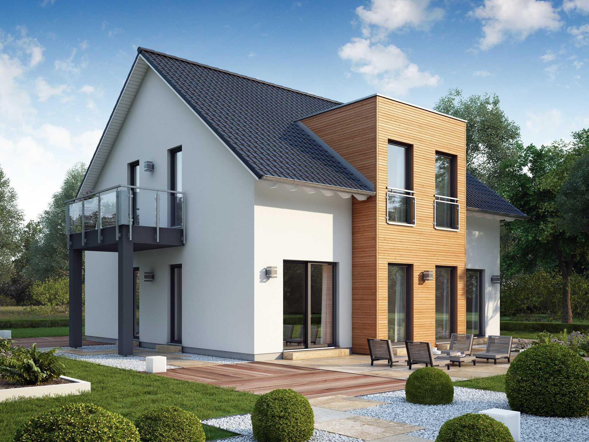 einfamilienhaus lifestyle 5 massa haus