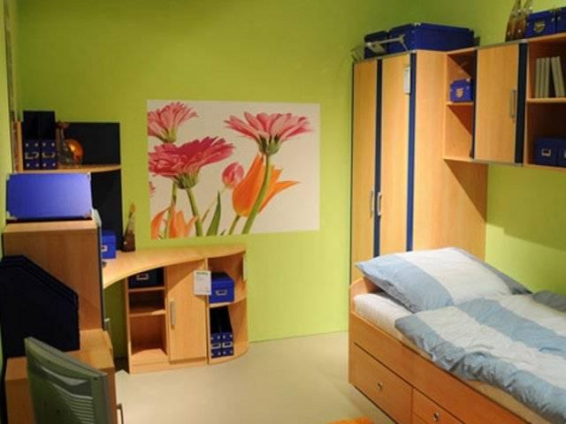 Innenansicht Kinderzimmer Haus LifeStyle 28 von massahaus