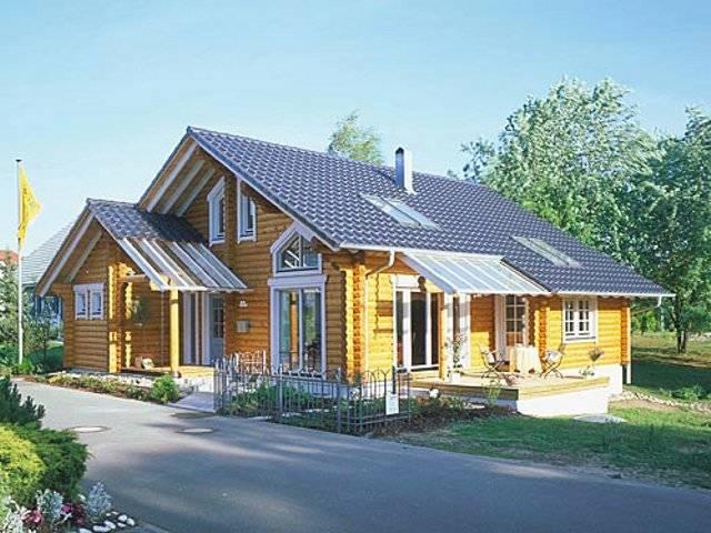 Haus Mannheim von Honka