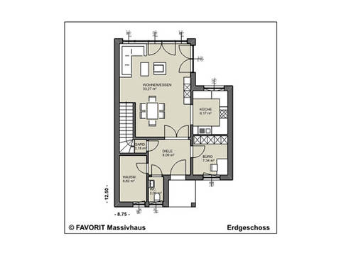 conceptDESIGN 142 Grundriss Erdgeschoss