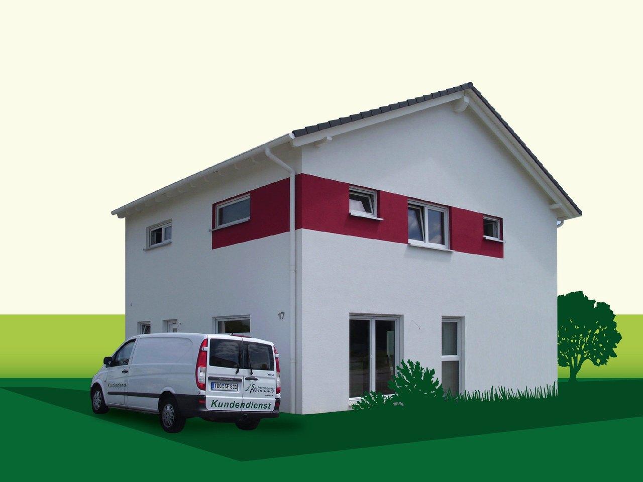 Doppelhaushälfte 151 von IBIS Haus