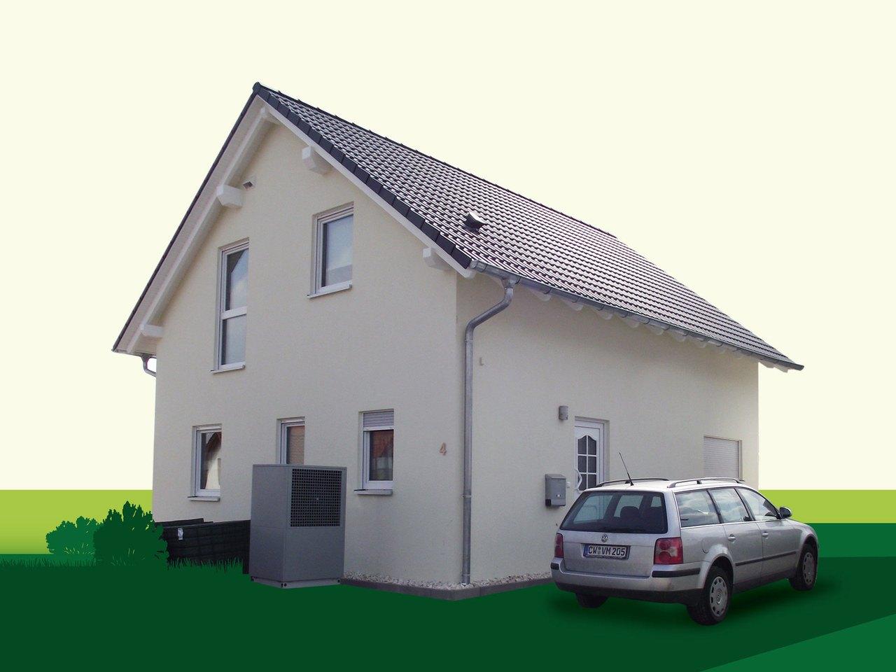 Haustyp SD104 Sachsenheimer Fertighaus