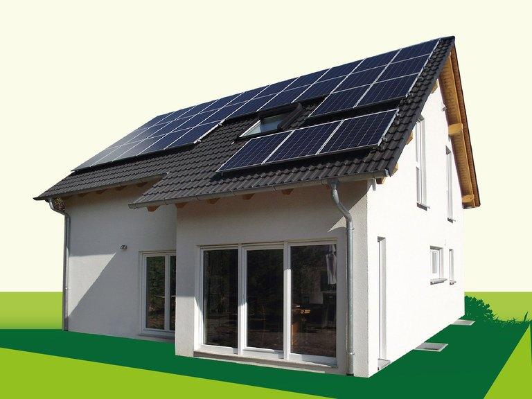 Haustyp SD120 - IBIS Haus