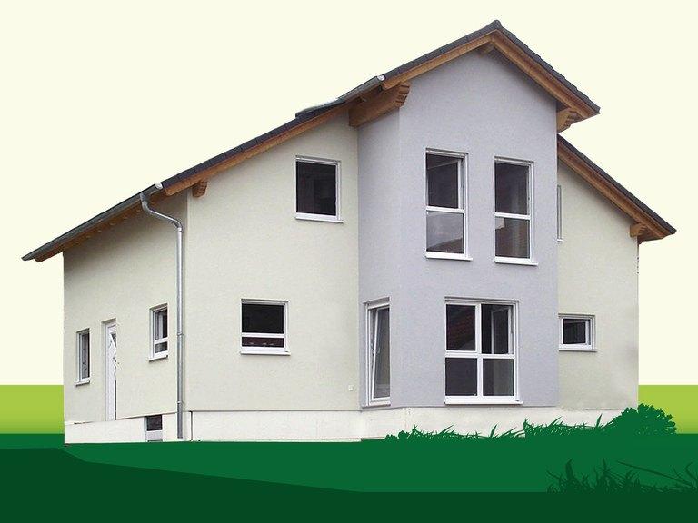 Einfamilienhaus SD121 - Sachsenheimer Fertighaus