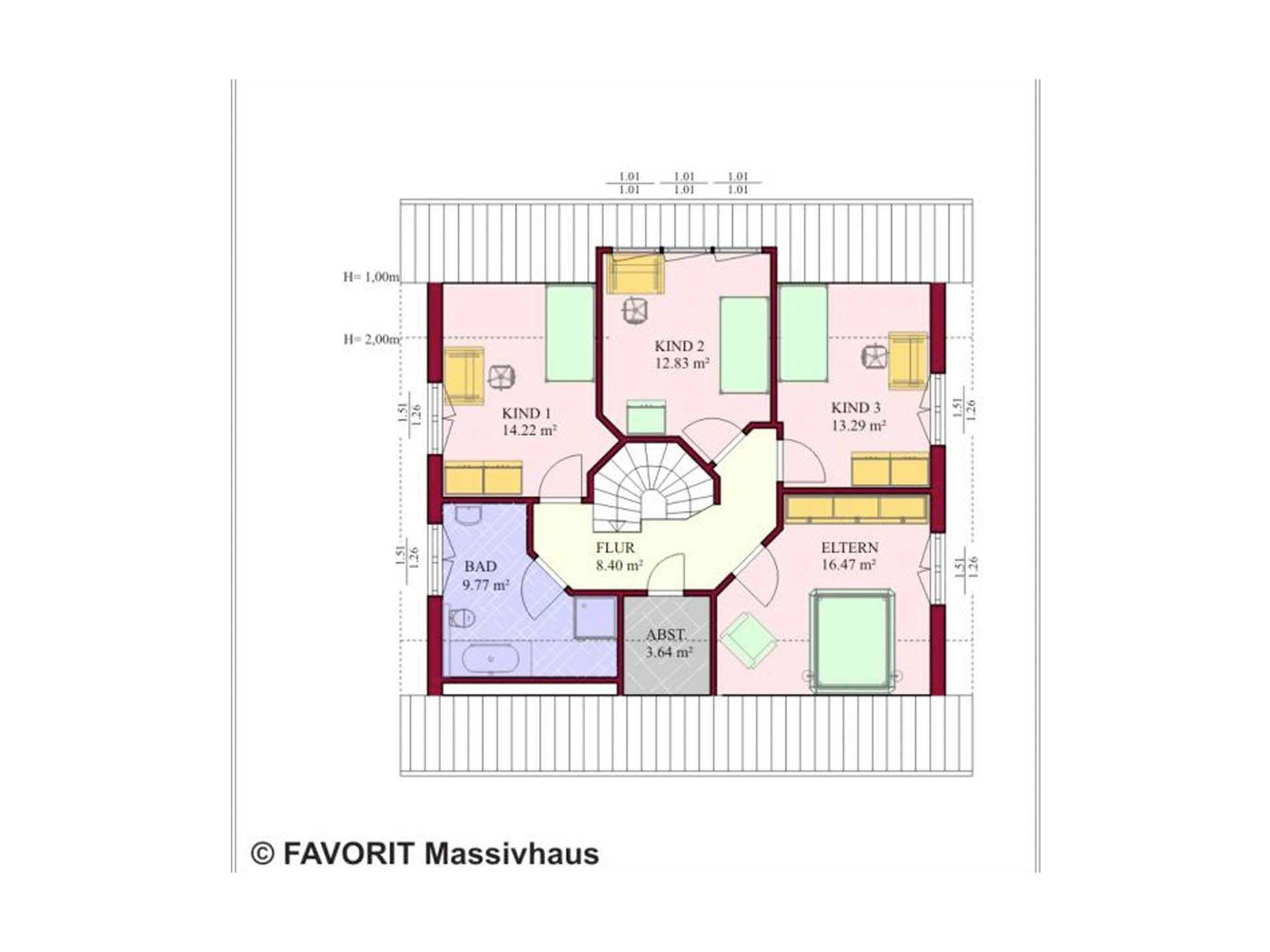 Favorit Massivhaus favorit massivhaus stadtvilla citylife grundriss access favorit