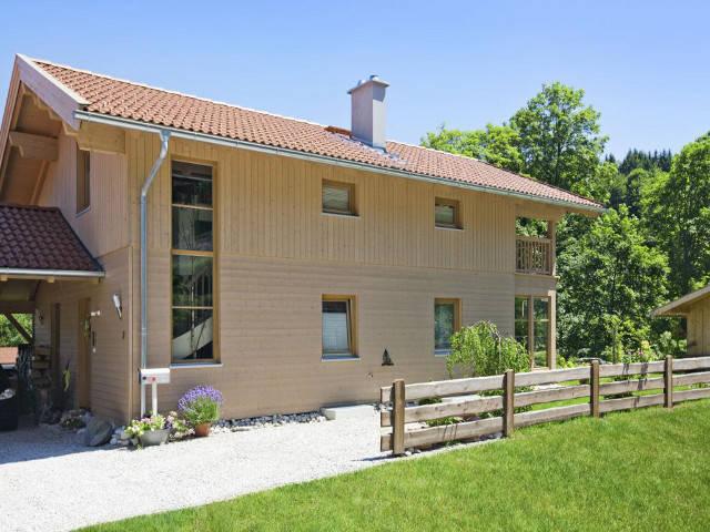 Haus Wildensee - Einfahrt