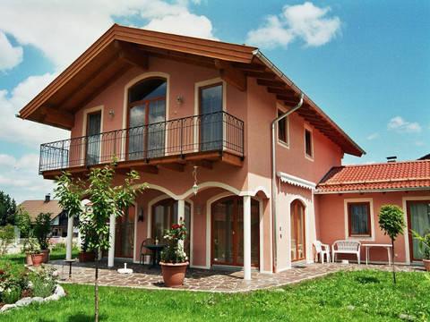 Toskanische Villa