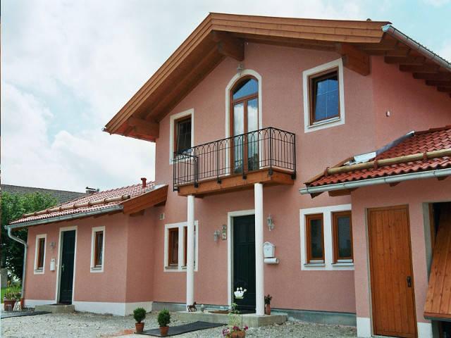 Toskanische Villa Ansicht 3