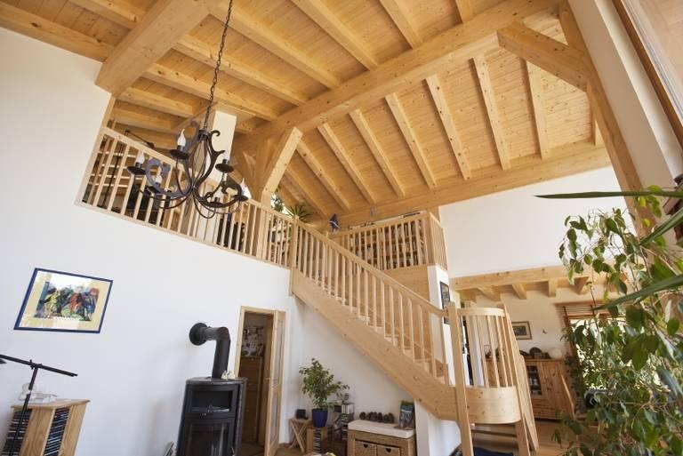 Haus Achensee Innenansicht