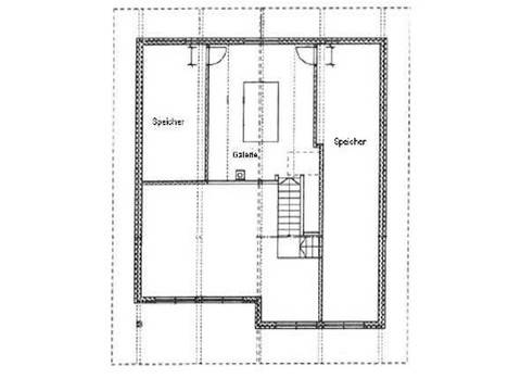 Haus Achensee Grundriss DG