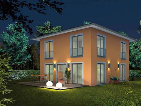 Modulhaus ICON 3.02 CITY von Dennert Massivhaus