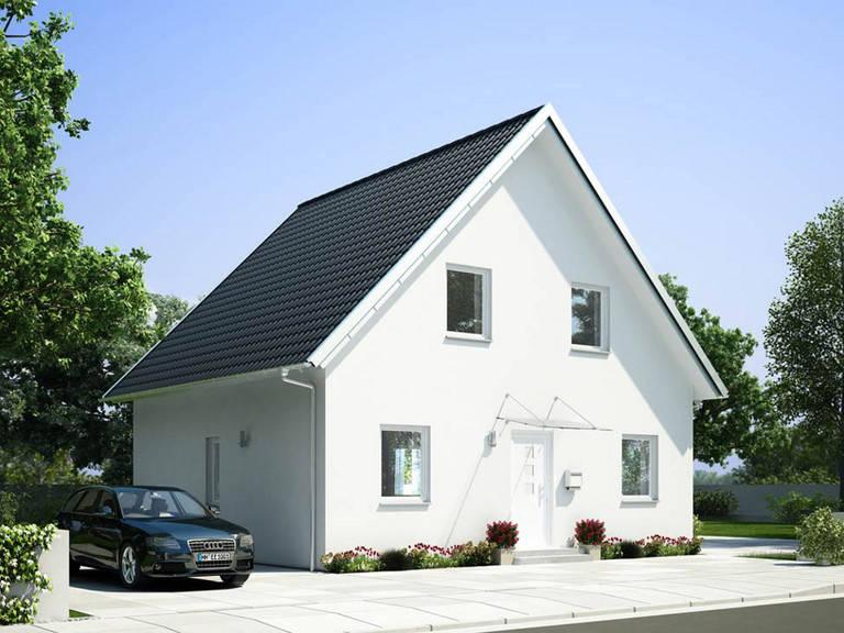 Modulhaus ICON 3.02 TRE von Dennert Massivhaus