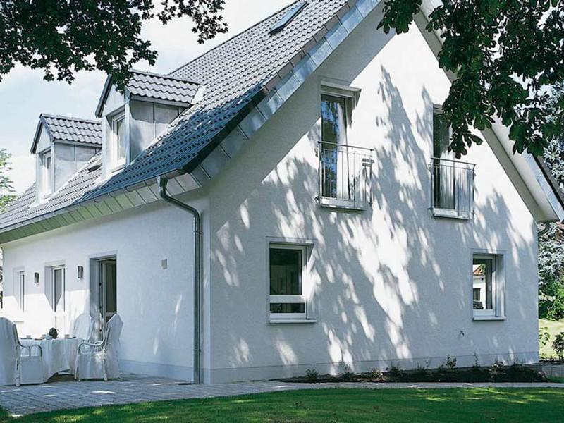ICON-Modulhaus 4.02 Ansicht 1 von Dennert Massivhaus