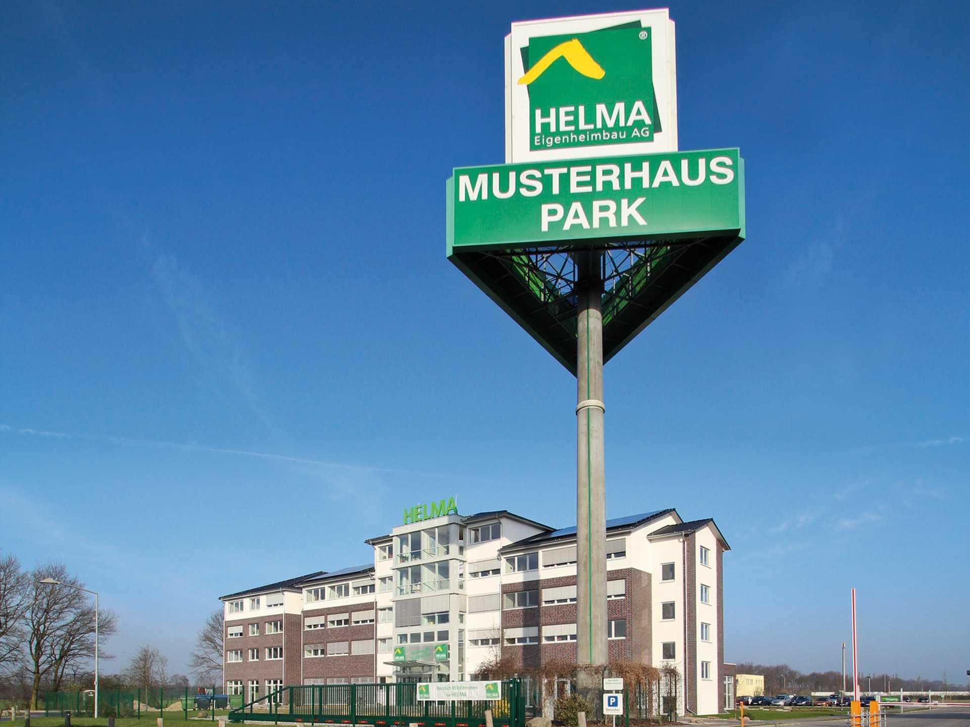Helma Musterhauspark Lehrte