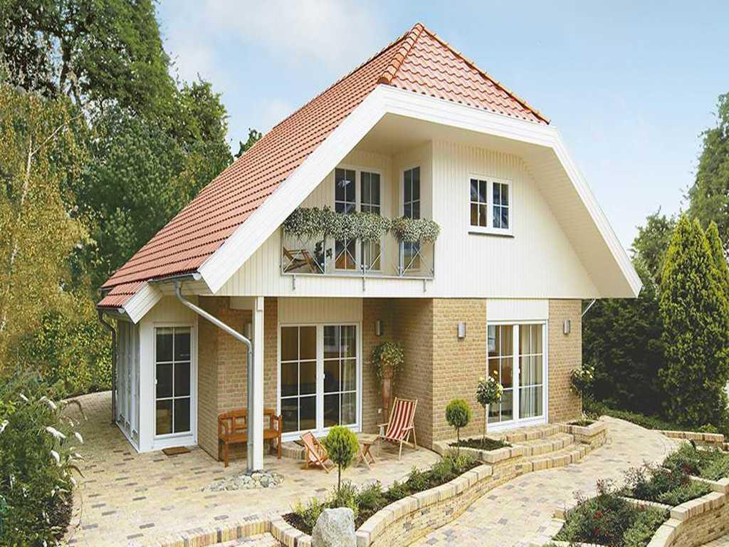 Danhaus Kolding - das 1 Liter Haus, Hausausstellung Fellbach