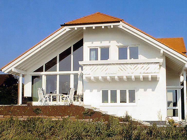 GFS-Landhaus Musterhaus (MHF), Hausausstellung Fellbach