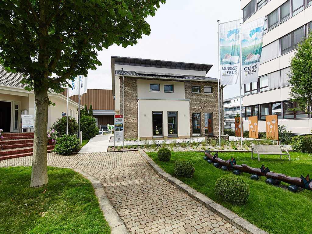 GUSSEK Haus Madeleine, Hausausstellung Fellbach