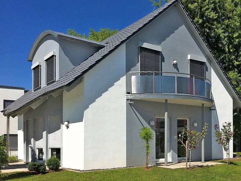 Hanse Haus Esprit, Hausausstellung Fellbach