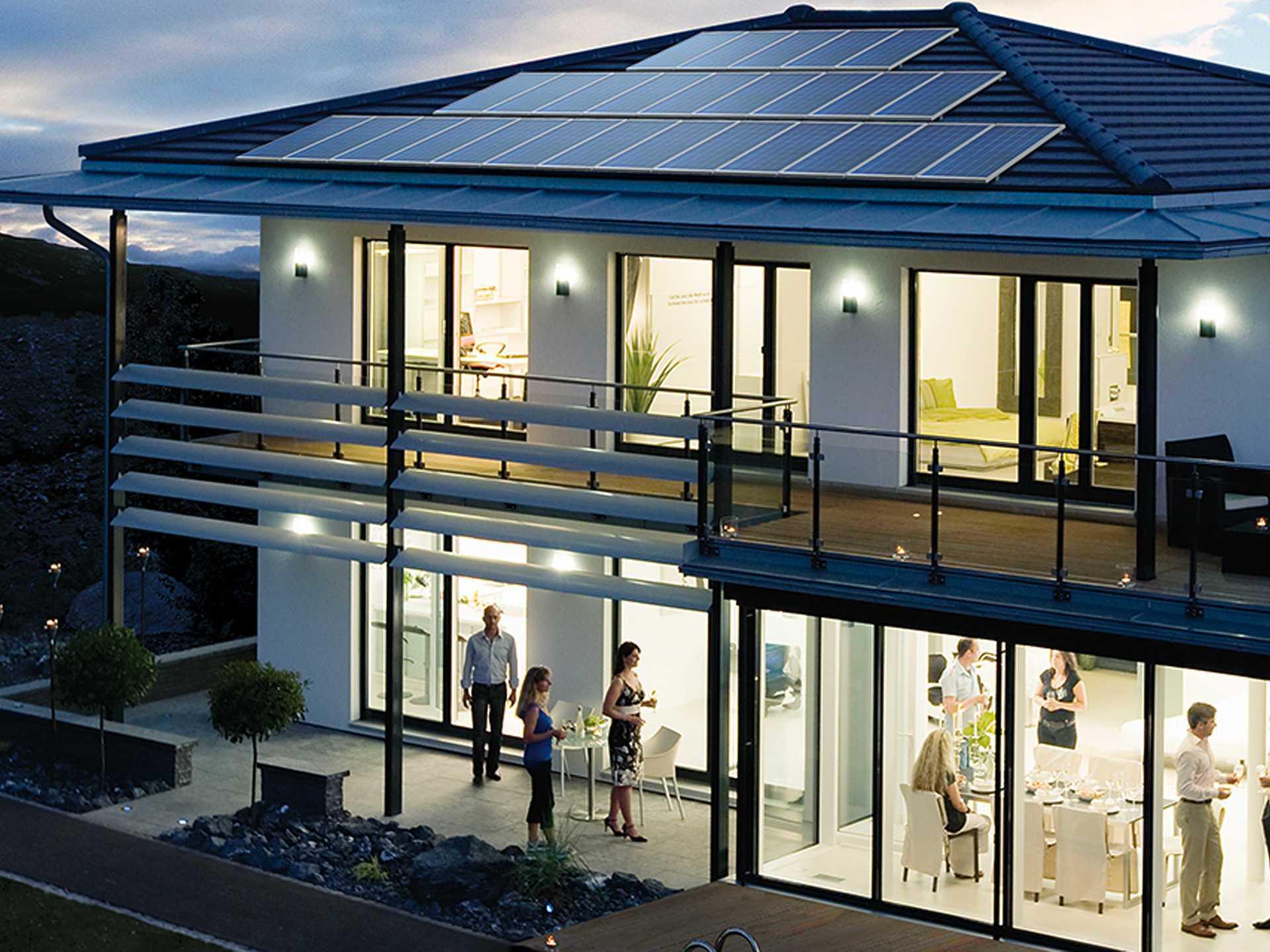 KAMPA Modell Zürich, Hausausstellung Fellbach