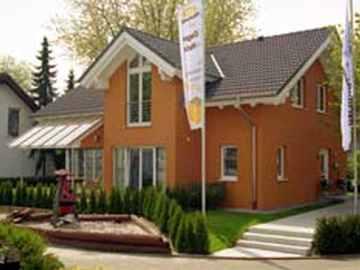 KEILHOFER Musterhaus, Hausausstellung Fellbach