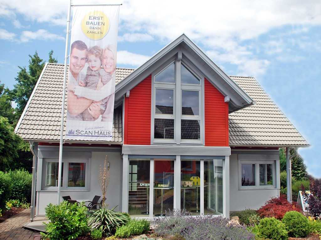 ScanHaus Marlow Musterhaus, Hausausstellung Fellbach