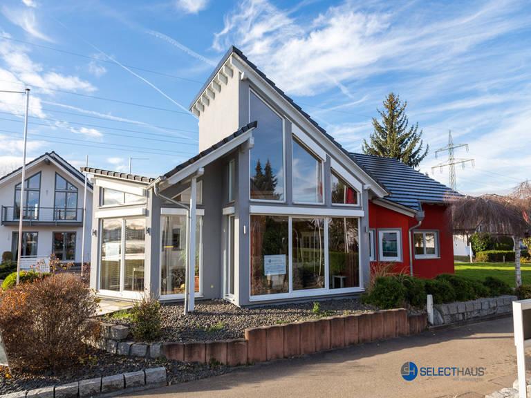 Selecthaus Musterhaus, Hausausstellung Fellbach