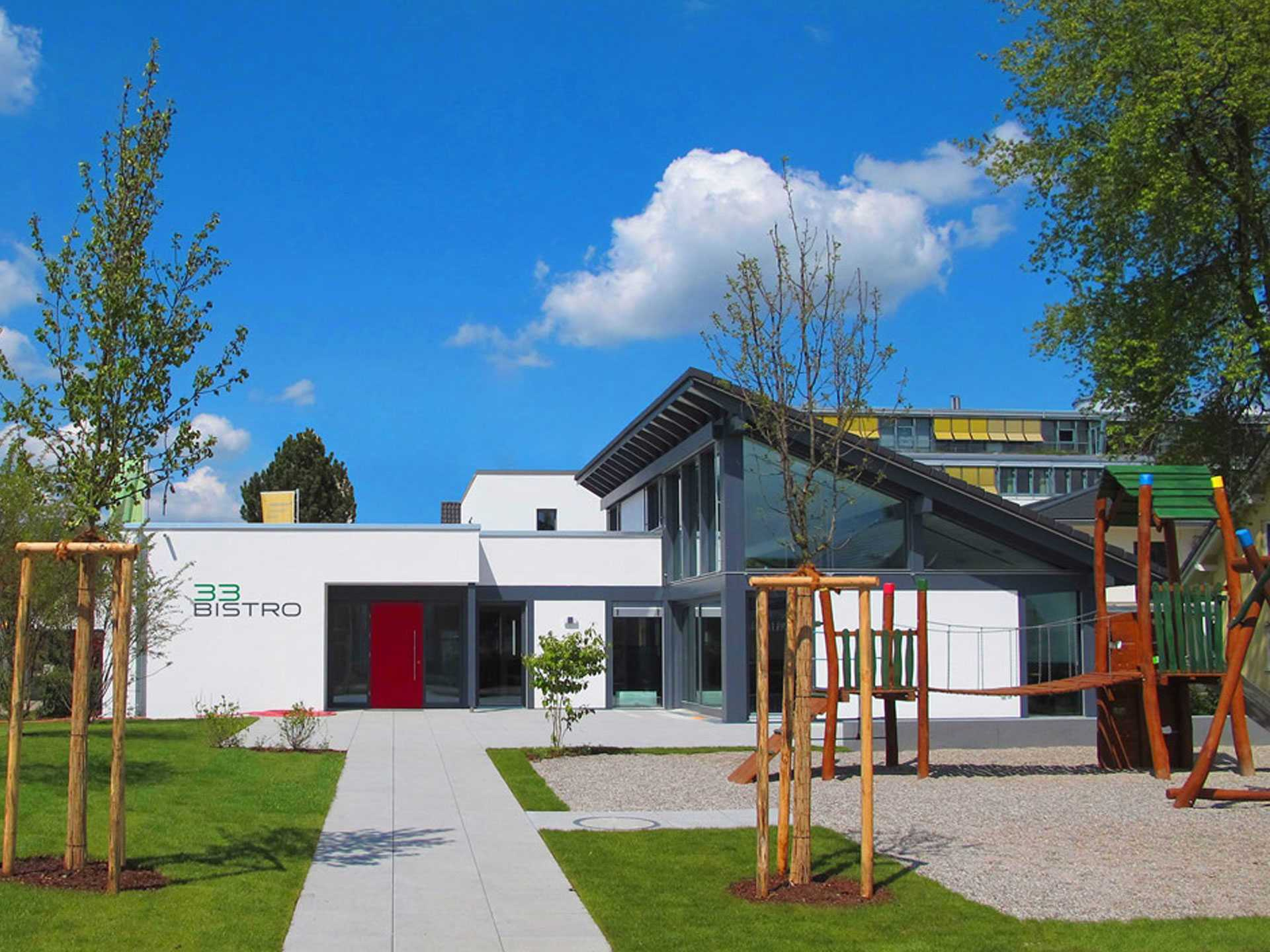 Ausstellungsrestaurant Bistro 33, Hausausstellung Fellbach